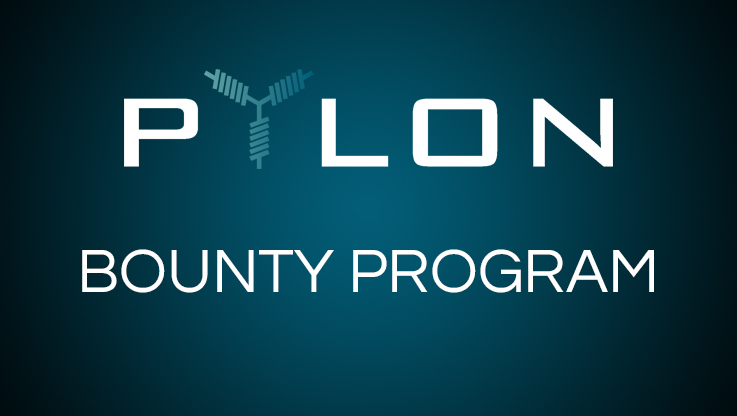 <p>Today we are launching our bounty program for code check and marketing/promotion. https://pylon-network.org/bounty-program We will reserve 1% of the total amount of Pylon-tokens sold during the ICO, for the bounty pool. We will be rewarding promotion through Facebook, Twitter, Bitcointalk and other online content (blogs, videos, interviews etc.), as well as bounties for possible code [&hellip;]</p>
