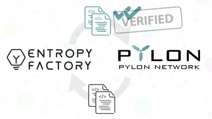 "<p>Benicarló, Valencia, Spain  Today, we are finally in a position to announce the collaboration with Entropy Factory very important aspect of the token sale! Entropy Factory will offer their solid experience and skilful development team to audit the smart contract code of Pylon-tokens that will offer an additional degree of credibility. Entropy Factory, an emerging technology laboratory located in a rural village in Castellón called ""Les [&hellip;]</p>"