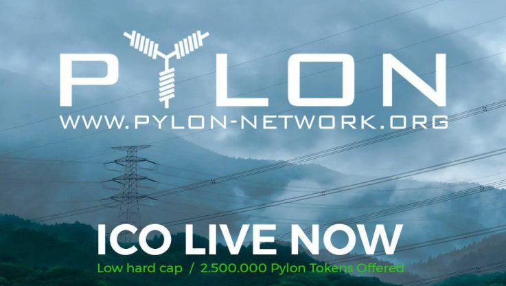 <p>Decentralized self-governance for green energy cooperatives & communities.   Pylon-Token ICO offers a complete proposition for the solution of a huge problem: Pylon Network is the first blockchain-based energy trade platform, designed to empower energy production and energy management/optimization at a local level. Pylon-Coin is the most sustainable crypto-currency, built around the most valuable resource […]</p>
