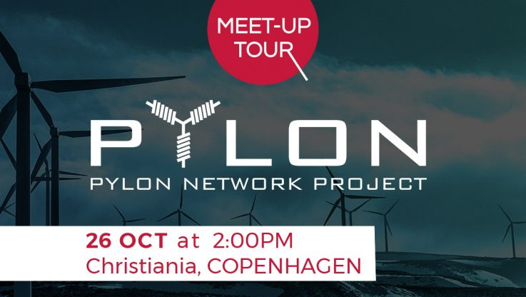<p>We have just confirmed a MeetUp in Copenhagen, Denmark. The event will take place in Christiania on Thursday 26 Oct. Klenergy will be there, (both physically and digitally) to explain to all participants, how Pylon Network could be implemented within the historic community and how it could enforce the sustainability transformation initiatives that the community [&hellip;]</p>