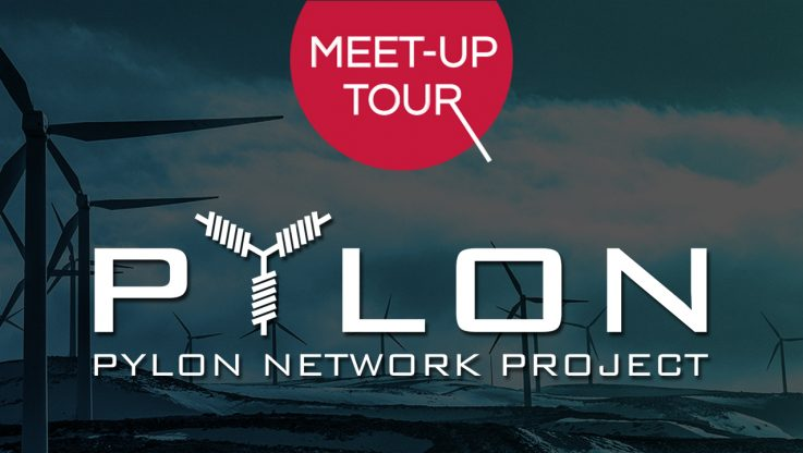 "<p>As part of our promotional efforts, we have set up a series of meet-ups around Spain and Europe. During the MeetUps, we present Pylon Network to people who want to learn more about how we plan to affect our future energy system. Two weeks ago, we launched our ""Tour de MeetUps"" with two MeetUps in […]</p>"