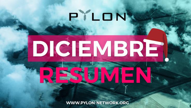 <p>Diciembre ha sido un mes muy ocupado para el equipo de Pylon Network , pero ha sido definitivamente un mes bueno. ¿Qué hemos logrado durante los últimos 30 días de 2017? Diciembre ha terminado, pero también se termina el 2017. Mirando hacia atrás al último mes y reflexionando sobre nuestros logros hasta ahora, creemos que [&hellip;]</p>
