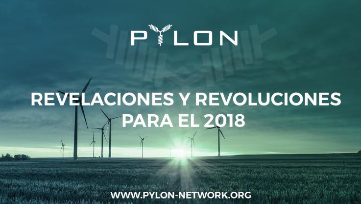 <p>Feliz año Renovable 2018 para todos los Pyloners! Escribimos esta publicación como forma de comunicar el estado actual: una reseña de lo que sucedió en 2017 para Pylon Network y cómo será el futuro para el desarrollo de este proyecto. Entonces, en primer lugar, queríamos agradecer a todos los que se han unido a nosotros […]</p>