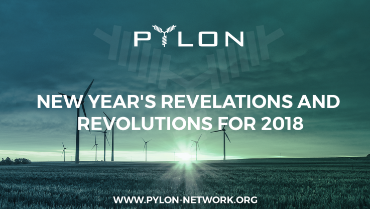 <p>Happy ReNewable 2018 to all Pyloners! We wrote this post as a way to communicate our status of our path – a review of what happened in 2017 for Pylon Network and what the future looks like for the development of this project. So, first of all, we wanted to thank everyone who has joined […]</p>