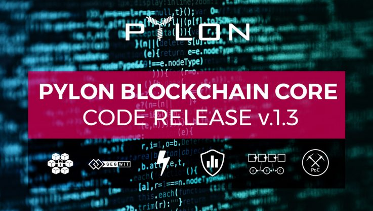 <p>After months of hard work and development, Pylon Network proudly presents the first blockchain core code, designed specifically for the needs of the energy sector! Today we make two very important announcements regarding Pylon Coin and the development of Pylon Network&#8217;s core code. (i) First, we are delighted to be in the position of releasing [&hellip;]</p>