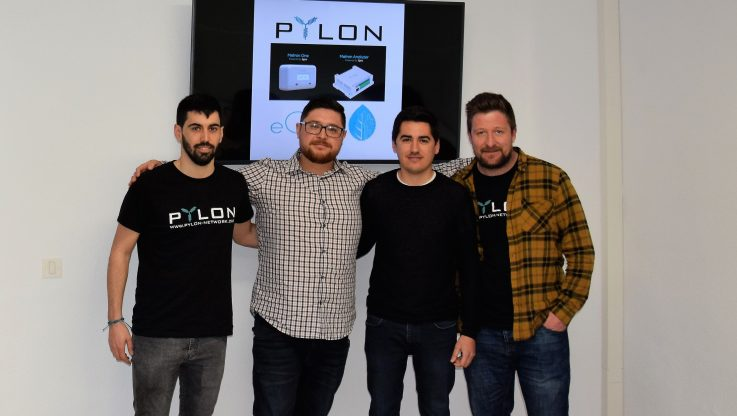 <p>The team of Pylon Network and eGEO join forces and close a collaboration for the development of a certified energy meter called &#8211; METRON- which will integrate blockchain and the Pyloncoin payment method. Today, we are delighted to announce one more collaboration which validates the interest of all energy sector stakeholders on the innovative aspects [&hellip;]</p>