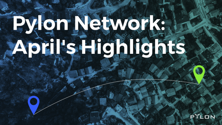 <p>Like every month, the team of Pylon Network team does not rest. And in order to not miss any of the developments of the project, we offer you a flash-back of highlights for April, through our publications. Enjoy the read! Participation in Events & Conferences: Once again, we spread the word for Pylon Network, across […]</p>