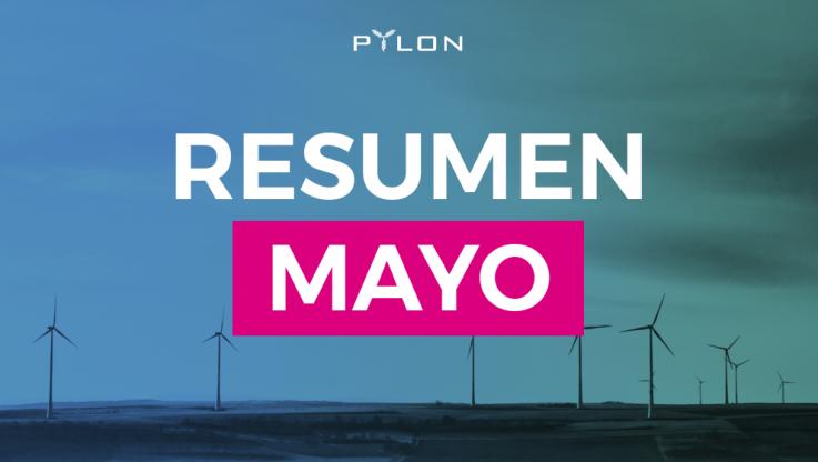 <p>Mayo ha terminado y en este post estamos mirando hacia atrás a lo que logramos, en un mes muy ocupado en términos del desarrollo del proyecto. Durante mayo, también organizamos nuestros segmentos informativos &#8220;Miércoles de energía&#8221;, donde nos enfocamos en diversos aspectos importantes de los mercados energéticos que creemos que todos deben conocer. Las siguientes [&hellip;]</p>