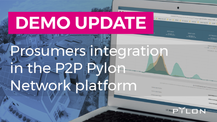 <p>Pylon Network is a P2P – OpenSource energy trading platform – designed as a cooperative tool for all stakeholders in the energy sector; it allows to certify, trace and pay for energy instantly, using blockchain technology. In addition, the platform opens a range of possibilities to those active players – consumers, producers, prosumers – who […]</p>