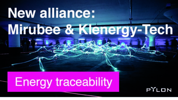 <p>One more step toward energy traceability: Mirubee integrates Blockchain technology and Pylon Network open source software in its energy meters. Mirubee; Spanish company founded at 2011 with the aim of facilitating home energy monitoring through its own measurement hardware and a cloud platform, launch a collaboration agreement with Klenergy-Tech and Pylon Network project integrating open [&hellip;]</p>