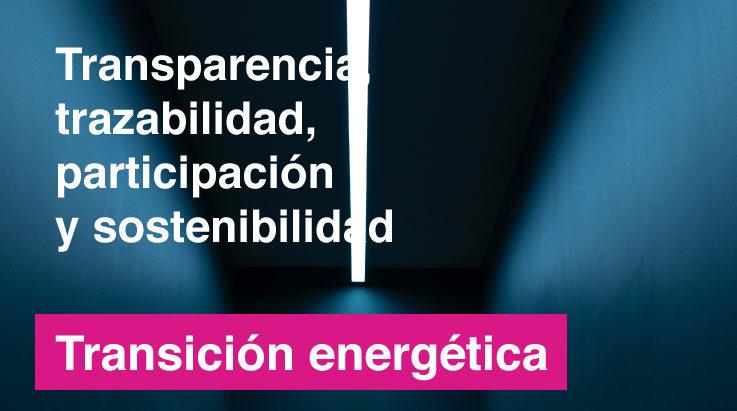<p>La transición energética habla de transparencia, de sostenibilidad, de democratización, trazabilidad y confianza. Ha llegado el momento de dar un paso más allá en la transición energética vinculando la innovación tecnológica al sector energético, y aprovechando así las oportunidades que la tecnología nos brinda para un mayor desarrollo e impacto de éste acorde a nuestra [&hellip;]</p>