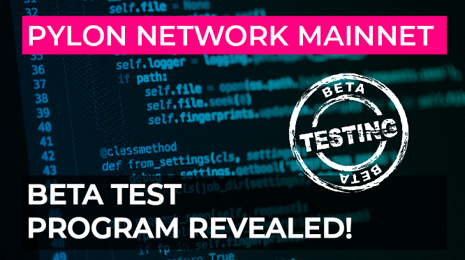<p>Following the recent release of our updated White Paper and Token Paper (see here) – and as we have communicated since the beginning of February – today we are very excited to be revealing all details and information regarding Pylon Network's MainNet Beta Test! Upon release we are going to require help from the members of our […]</p>