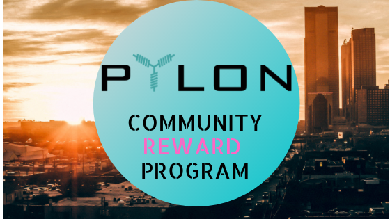 <p>We are very excited to announce the launch of Pylon Community Reward Program! As part of our continuous effort to increase the awareness of the project, engage with and grow our community, we are addressing to the collective competences, knowledge and initiatives of Pylon community! We all know that strength is in numbers and we […]</p>