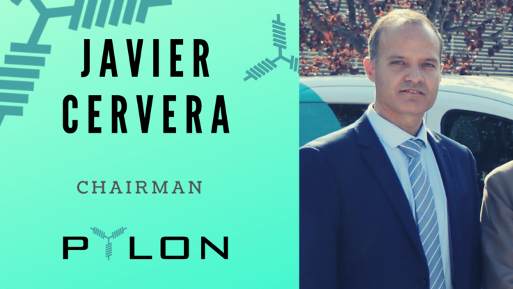 <p>Today, we are truly delighted to announce one more addition to the Pylon family, with  Javier Cervera appointed as Pylon Network chairman! With this addition Pylon team gets stronger, becomes wiser and aims higher! It is with great joy to be welcoming Javier in Pylon Network! Javier's Experience As a professional, in the 15 years that he […]</p>
